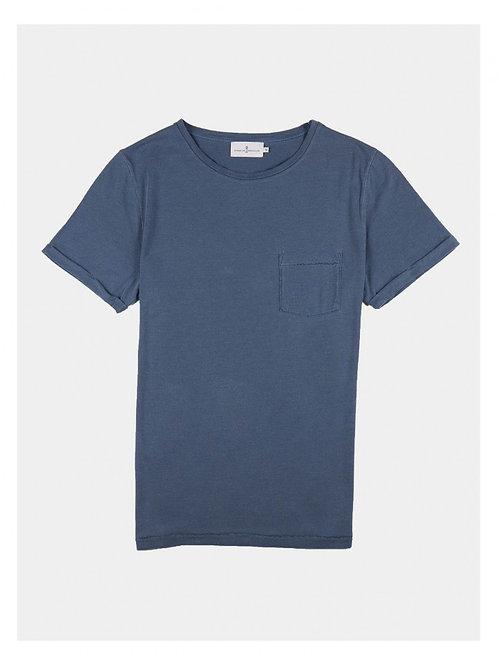 Cuisse de grenouille Blue T shirt