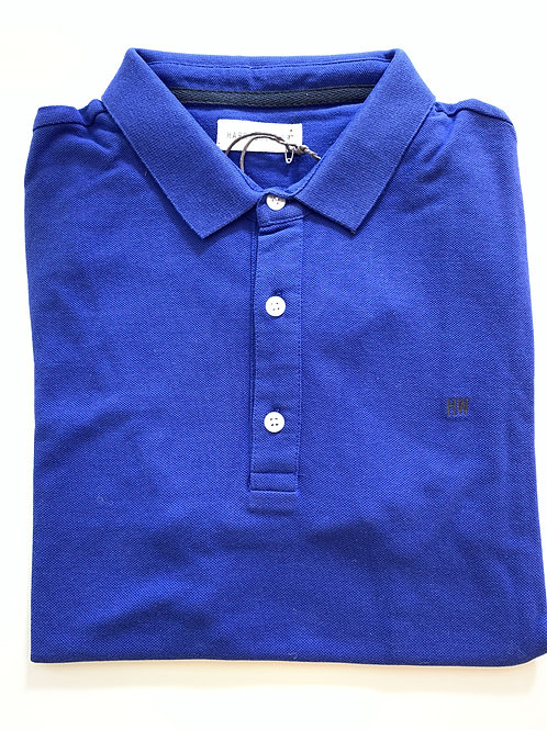 Harris Wilson Blue Polo T shirt