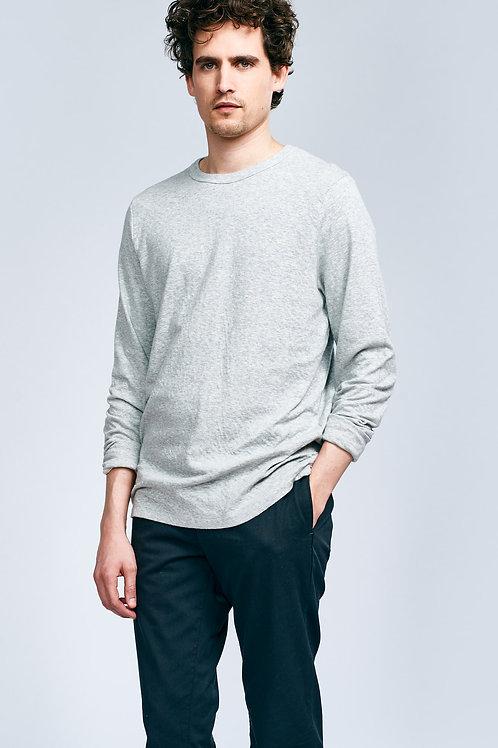 Bellerose grey cotton sweatshirt