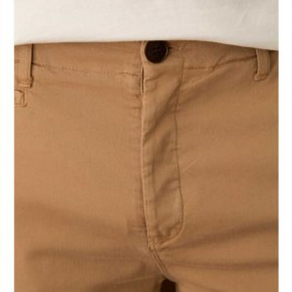 Cuisse de Grenouille Neo Camel Chino Shorts