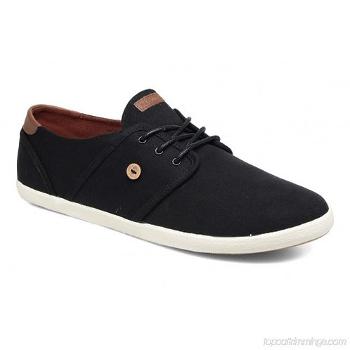 Faguo Cypres Black canva Sneakers