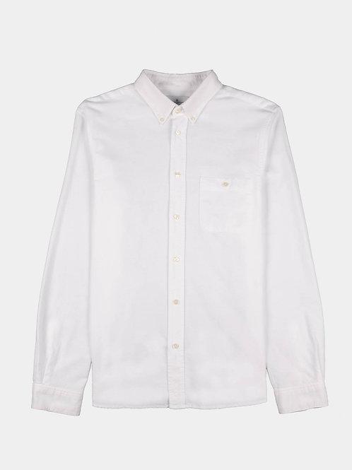 Cuisse de Grenouille Oxford White Shirt