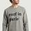Thumbnail: Cuisse de Grenouille Grey SURF IN PARIS Sweater FADO01