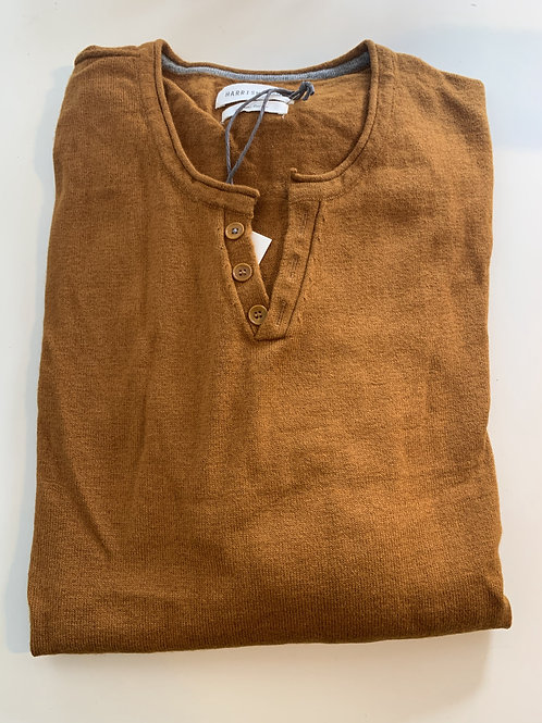 Harris Wilson cotton and wool honey pullover