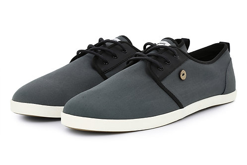 Faguo Slate Grey Canva Sneakers Sugi