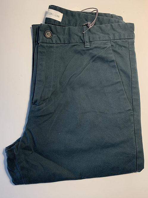 Harris Wilson kaki chino trousers