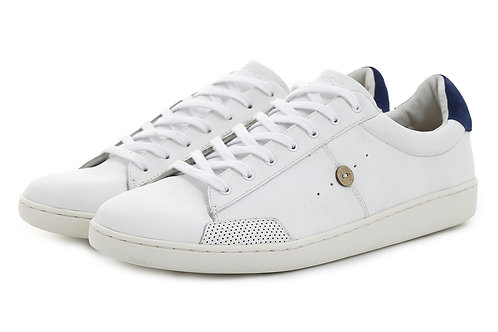 Faguo Hosta Leather white sneakers