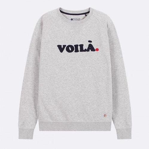 Faguo Voila grey Sweatshirt