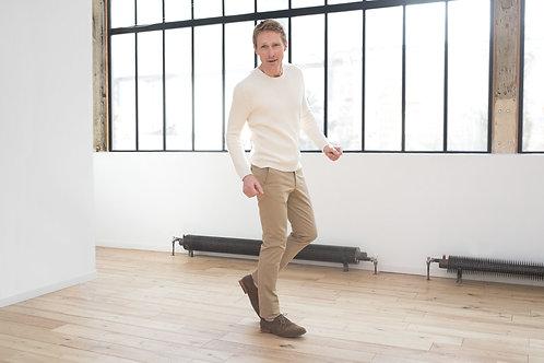 Le pantalon beige chino Trousers