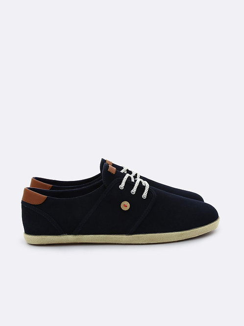 Faguo Cypress Navy Corde Sneakers