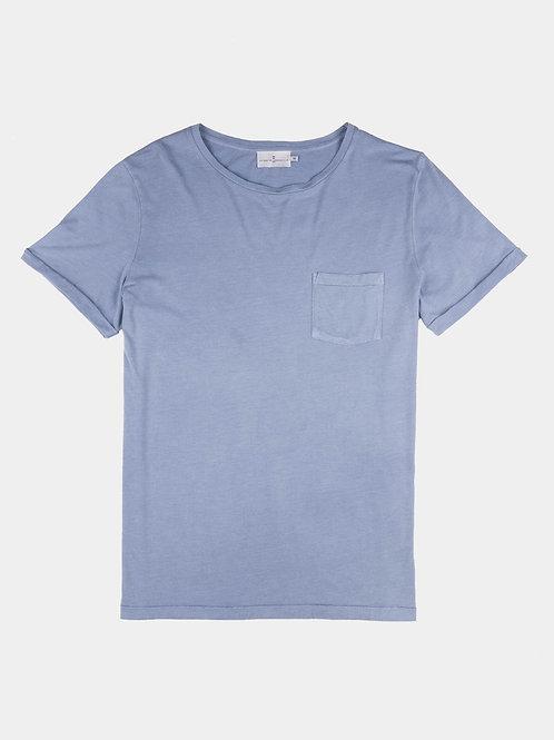 Cuisse de Grenouille blue denim tshirt
