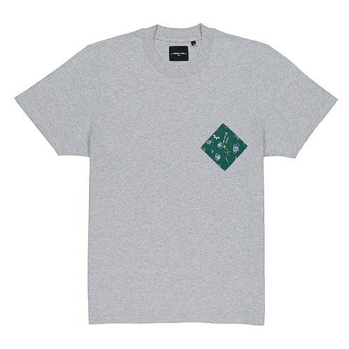 Commune de Paris Grey Tshirt Mark Grey