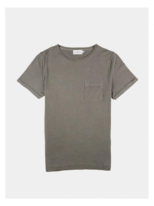 Cuisse de grenouille Kaki T shirt