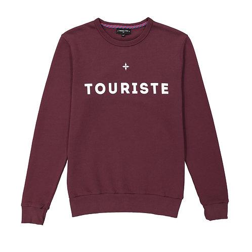 """Commune de Paris """"Tourist"""" Sweatshirt"""