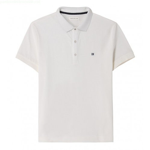 Harris Wilson White polo tshirt