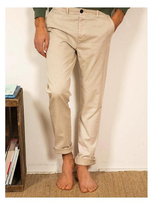 Cuisse de Grenouille beige Coco Chino pants