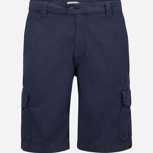 Harris Wilson Navy Blue Cargo shorts