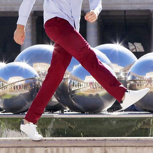 Le pantalon Red chino Trousers