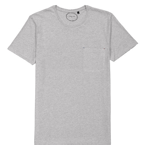 Commune de Paris Grey Vive Tshirt