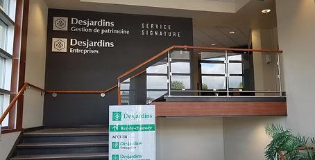 Desjardins service aux Entreprises de Trois-Rivières, Constructions Raymond Chartand