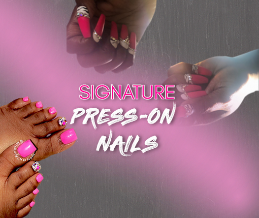Nails By Miss Lucy - Press-On Nails