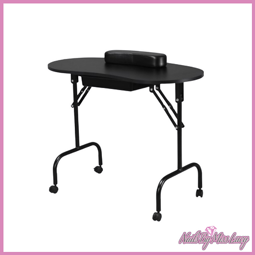 Nail Table with Carrying Bag Included