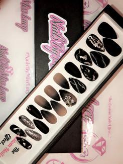 Medium Stiletto Nails