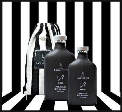 Perfume Sun Tan Oil