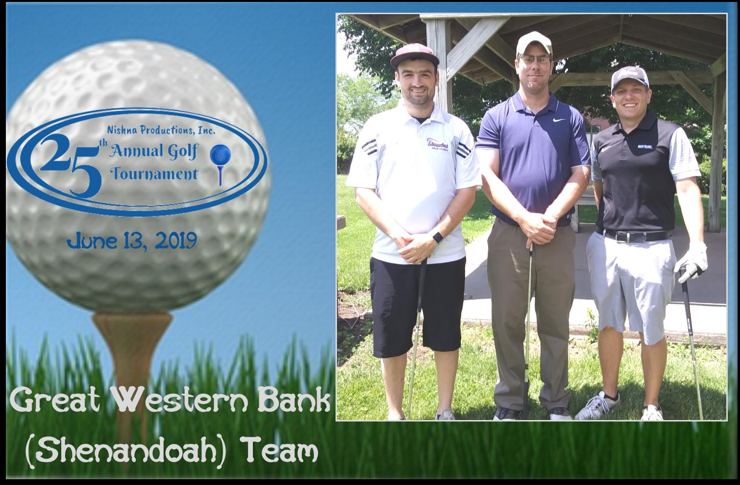 Great Western Bank Team