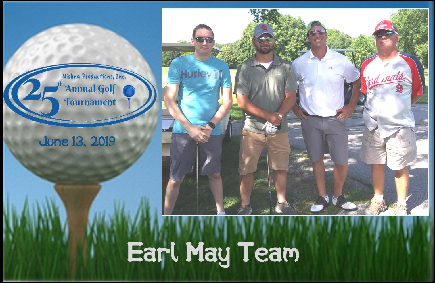 Earl May Team
