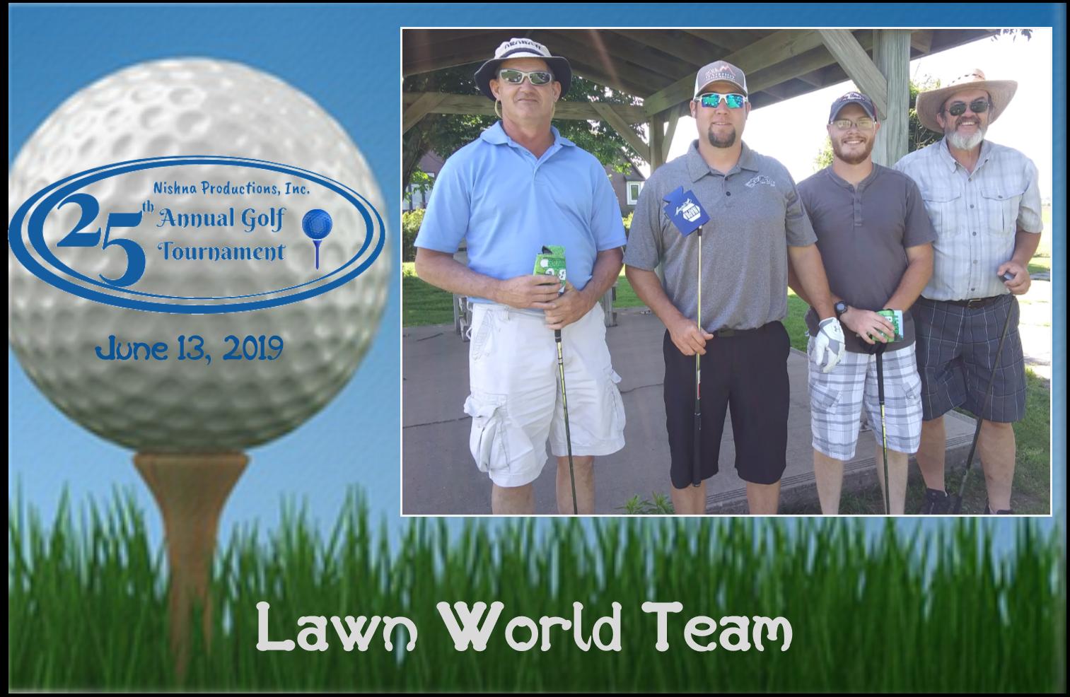 Lawn World Team