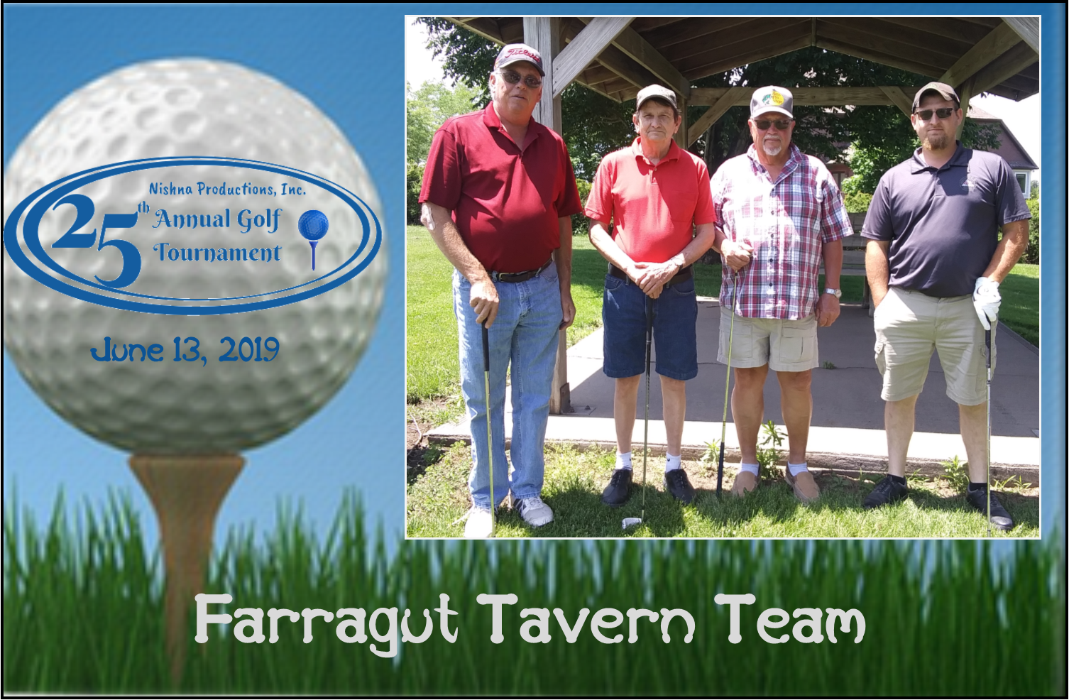 Farragut Tavern Team