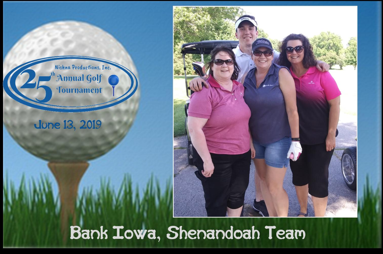 Bank Iowa Shen Team