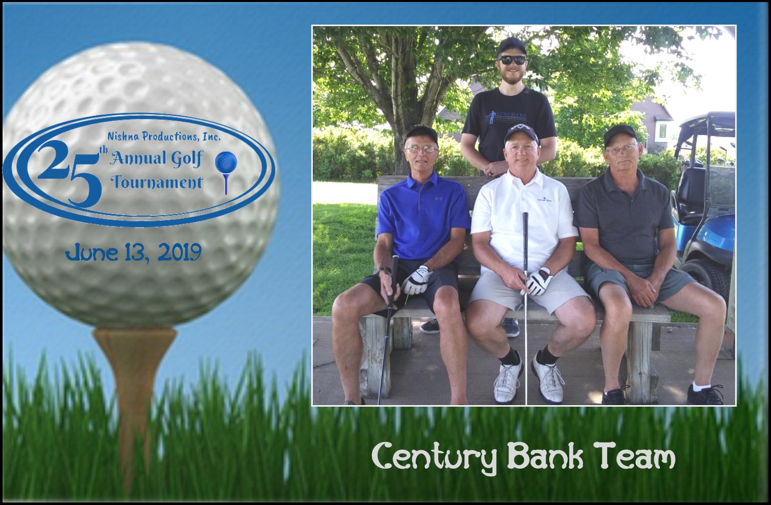 Century Bank Team