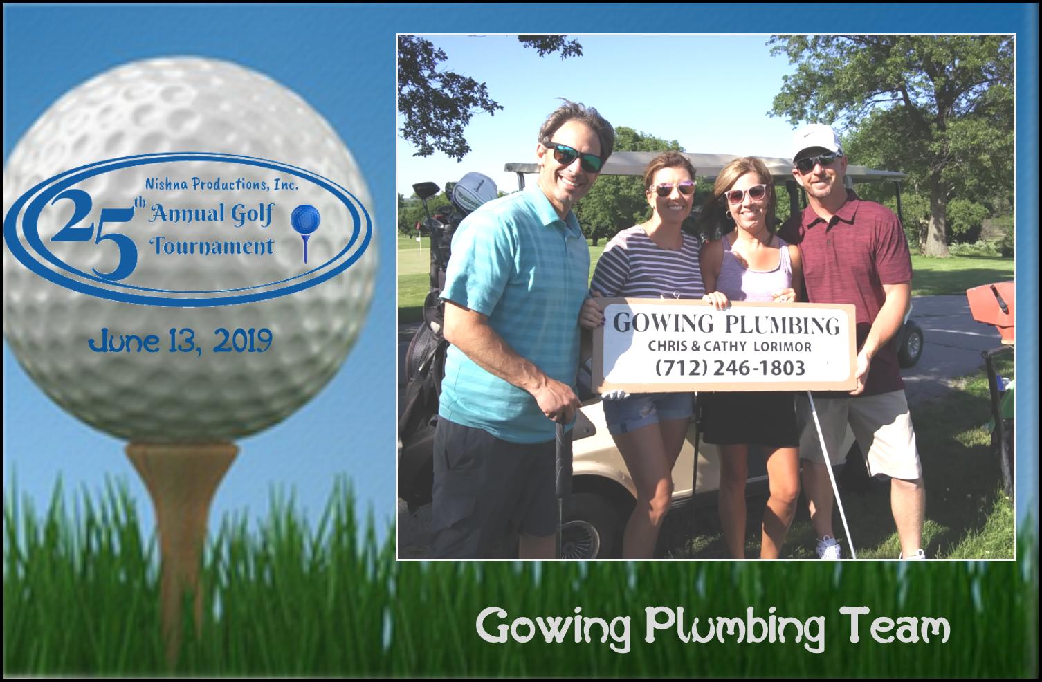 Gowing Plumbing Team