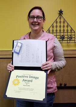 Shayna Ellis Positive Image