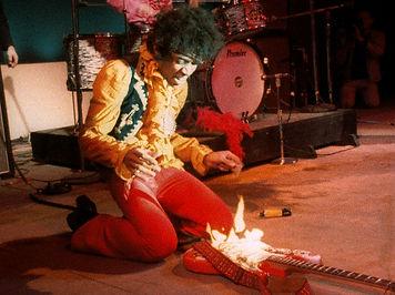 Jimi Hendrix | Elctric Guitar | Electric Guitar Lessons St Albans