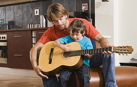 3 Easy Ways To Inspire Your Child With Music!