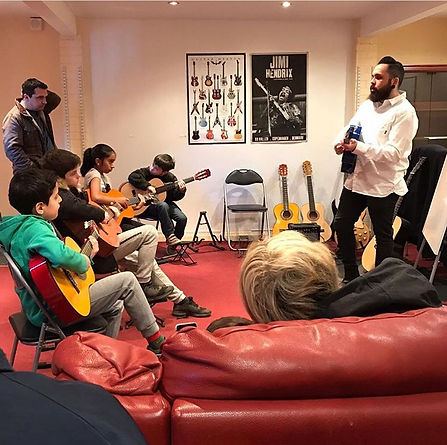 St albans Guitar Lesson Open Day