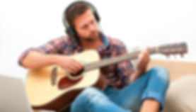 Adult Guitar Lesson | St Albans | Inspire Music School