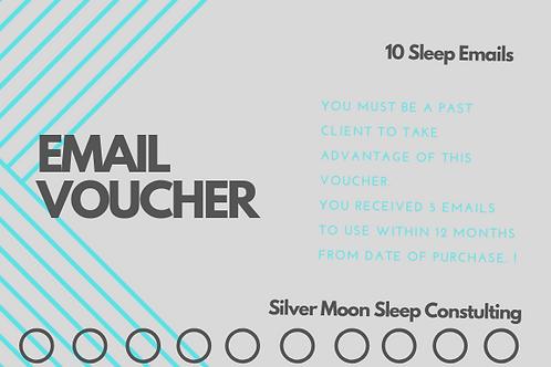 10 Email Voucher