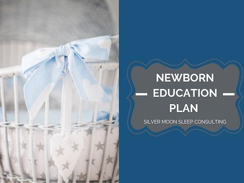 Newborn Education Sleep Guide