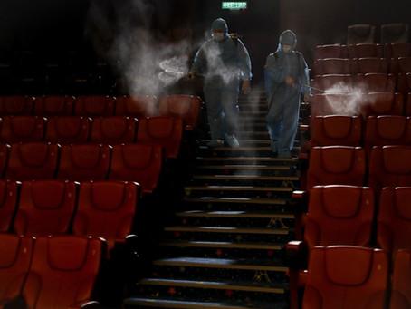 As regras e os receios da volta ao cinema na pandemia