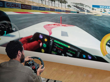 Games mais realistas em grandes telas, o projetor é a solução