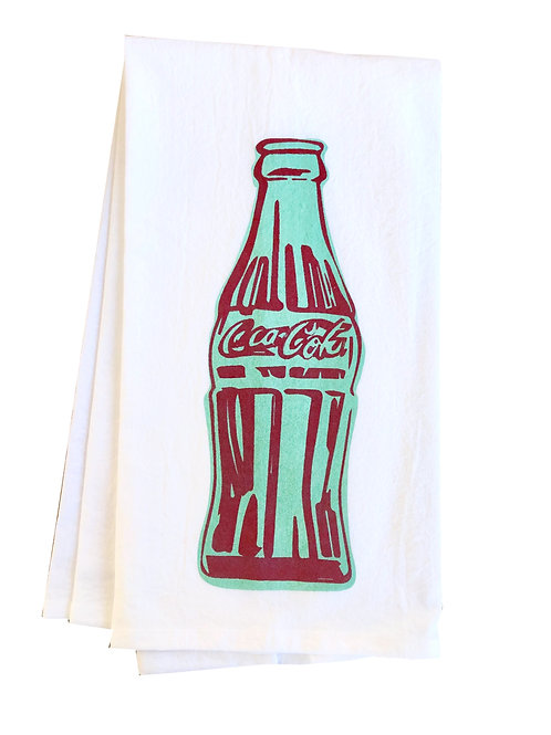 Coke Towel