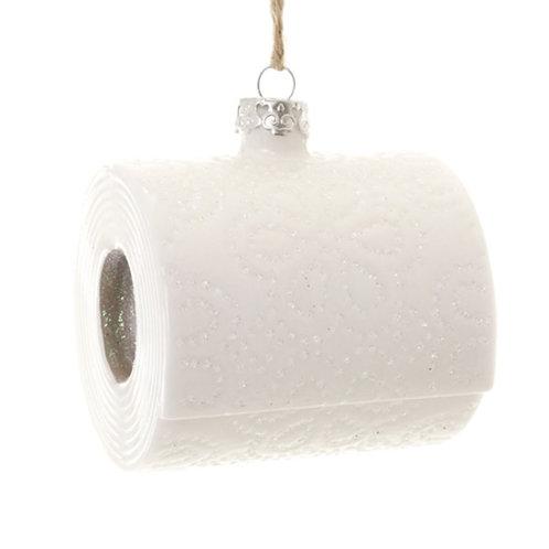 Toilet Paper Ornament