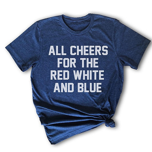 Red White + Blue