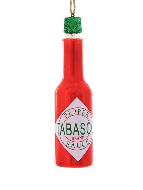 Hot Sauce Ornament