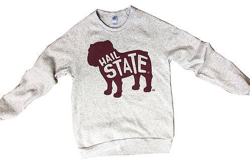 Hail State Grey Sweatshirt