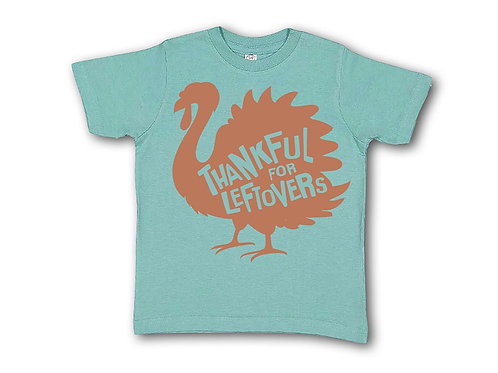 Thankful For Leftovers Kid